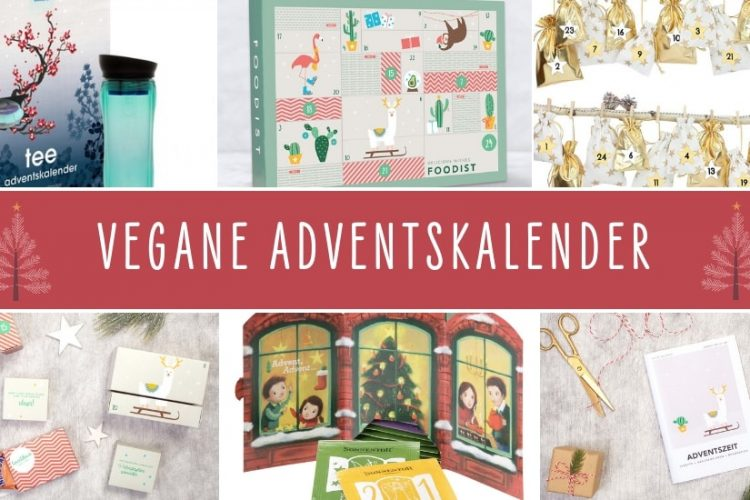 Vegane adventskalender blog