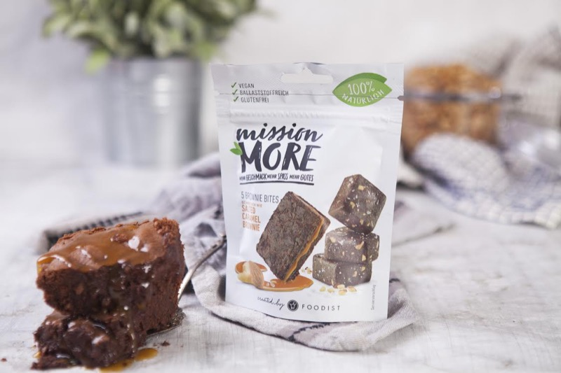 mission more salted caramel brownie-min