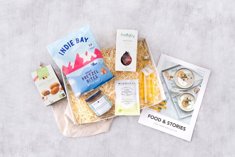 Foodist Fine Food Box Active November